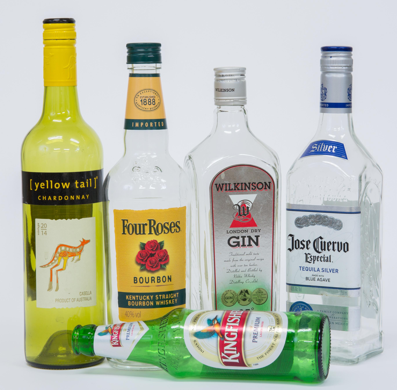 洋酒空き瓶